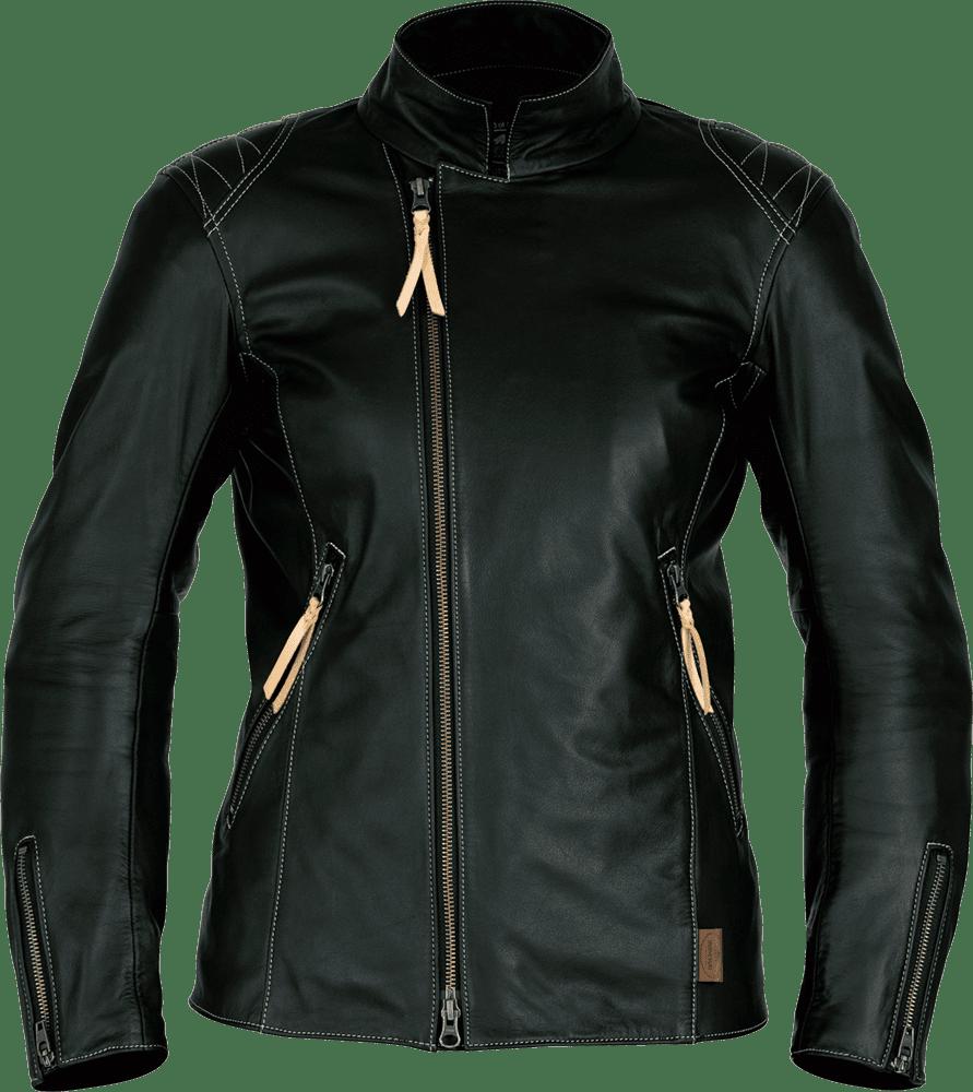 KL-0672 アンフィニッシュドジャケット(レディース)