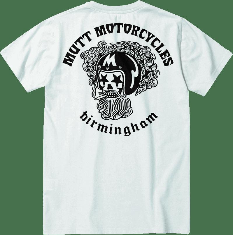MUTT HELLMET Tシャツ