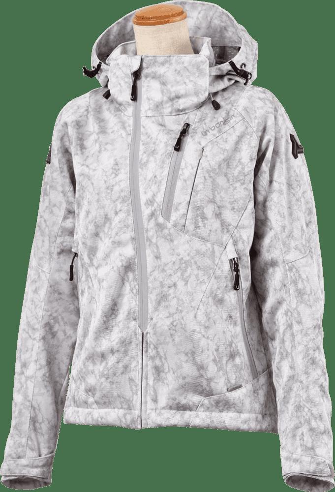 UNJ-079w フードメッシュジャケット