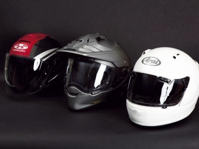 初めてのヘルメット選び。そのポイントは?