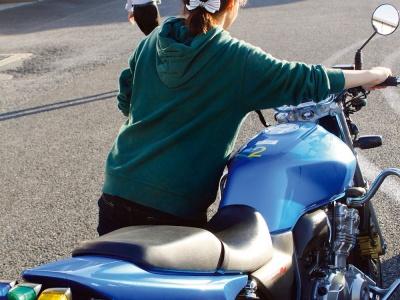 取りまわしがしやすいバイクってあるの?