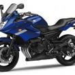 鮮やかな青が加わり3ラインナップ展開:YAMAHA XJ6 Diversion/ABS
