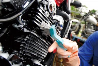 バイクの洗車ってどうやるの?(後編)