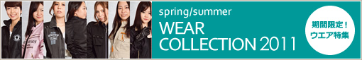 spring/summer WEAR COLLECTION 2011