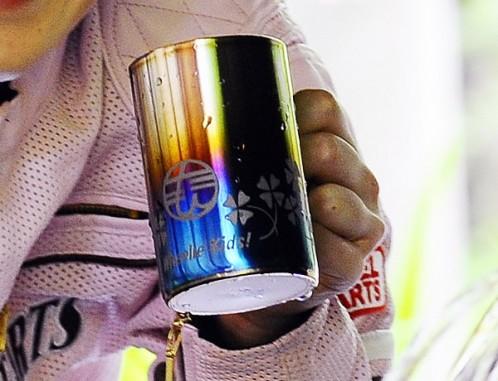 多聞さんオリジナルマグカップ