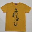 漫画家・古屋兎丸氏のイラストTシャツ 販売