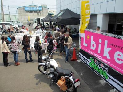 関西エリアのバイクレディ集まれ! 「松原2りんかん」が、9月13日(日)にライダー女子会を開催