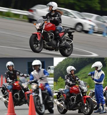 Moto Girls Livikaライドミーティング:ツインリンクもてぎ
