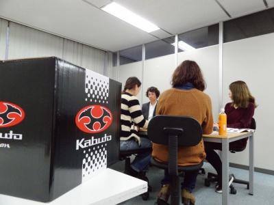 Lady's Bike × Kabuto コラボヘルメット製作中 vol.01