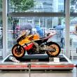 Honda、ニッキー・ヘイデン優勝マシンを追悼展示中