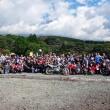 10月1日に山梨県・イーハトーブの森で、柏秀樹さん主催のセローミーティングが開催