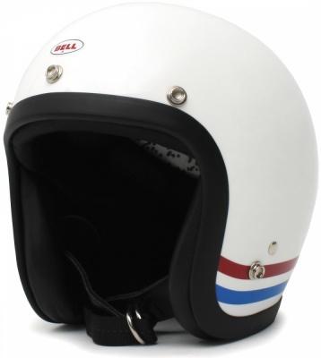 BELLのジェットヘルメット・500-TXJに、トリコロールほか新色3色が追加