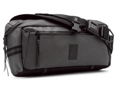 クロームより、バリスティックナイロンを使用したメッセンジャーバッグが登場