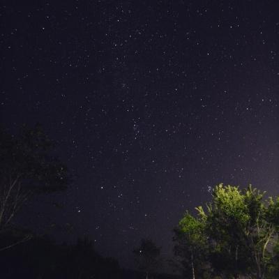 """8月12日夜、""""ペルセウス座流星群""""をバイクで見に行くよー!"""