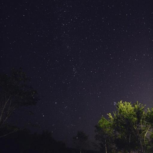 """8月12日夜、みんなで""""ペルセウス座流星群""""をバイクで見に行きませんか?"""