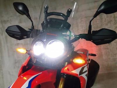 バイクの基本点検がしてみたい 灯火類編
