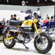 [東京モーターショー2017]世界初披露となるコンセプトモデル・モンキー125のルックスが遂に明らかに!