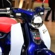 [東京モーターショー2017]125cc版のプレミアムなスーパーカブ C125もコンセプトモデルとして世界初披露
