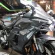 スーパーチャージャー搭載のツアラー・Ninja H2 SXなどがカワサキから発表! 2018年春から国内販売もスタート