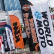 輸入バイクの展示&試乗イベント・ワールドモトに、レディスバイクもブース出店してきました!