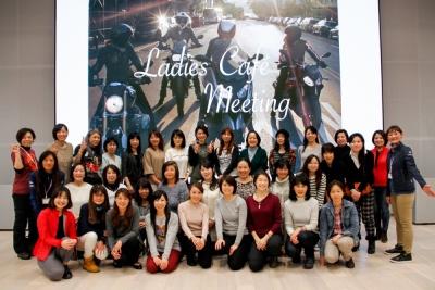 女性ライダー限定!BMW Ladies Cafe Meeting 2nd が4月1日に開催されます