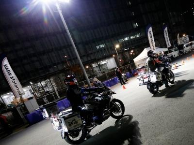BMW Night Rider Meetingが開催! 夜に集まるってなんかドキドキしちゃうよね
