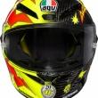 AGVより、バレンティーノ・ロッシ選手のデビュー20周年を記念した限定ヘルメットが登場です