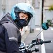 HOT CHILLYSより、防風・防水&透湿素材であるチルブロックを採用した防寒マスクが販売中です