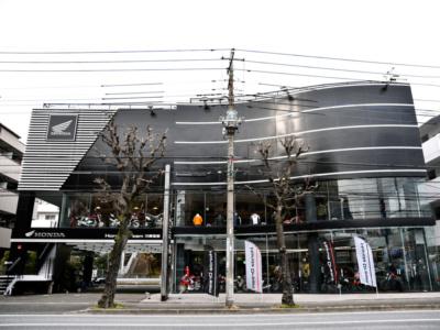 ホンダのお店が生まれ変わります!新生ドリーム店 第一号店・Honda Dream 川崎宮前店がオープン