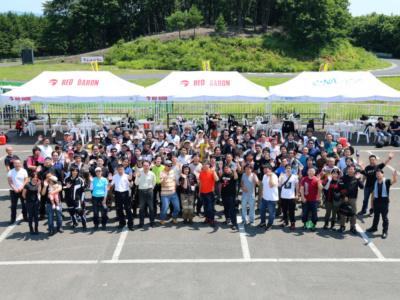 初参加の人限定!レッドバロン ステップアップ試乗会が2018年3月24日・25日に開催されます