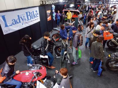 バイクレディに贈る♪レディスサポートスクエア in 東京モーターサイクルショーを今年も開催します!!