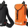 容量3.5ℓ&雨に強くて持ち運びやすい Stream Trail ワンショルダーバッグ