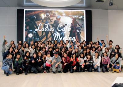 今回も大勢の女性ライダーが大集合♪第2回 BMW LadiesCafeMeeting レポート