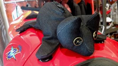 【数量限定&早い者勝ち!】LB×SHINICHIRO ARAKAWA ネコ型タンクバッグ「チャペ」の販売を開始しました!