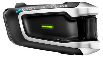 米CARD製のメッシュシステム採用インカム『PACKTALK BOLD』が登場