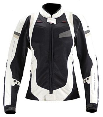 レディースフィットメッシュジャケット 3D