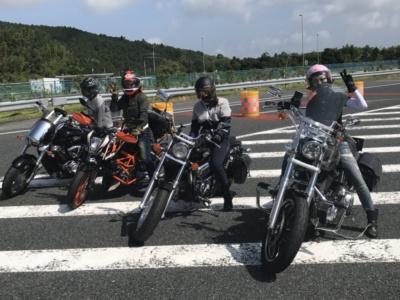 WHITESANDS Motorcycle Club-ツーリングクラブ東京