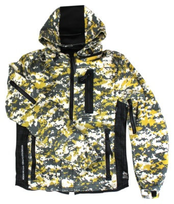 S-Line Cotton Parka WD