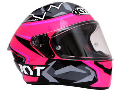KYTからコスパ抜群のフルフェイスヘルメット・NF-Rが登場!インナーバイザーも内蔵♪