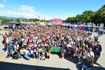 """大盛況!ライダーみんなのお祭り""""2018グッドスマイルミーティング2りんかん祭りEAST""""開催レポート"""