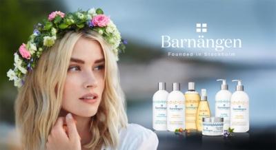 """スウェーデン発 ボディケア ブランド """"バーネンゲン""""が、2019年春に上陸予定♪"""