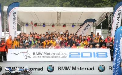 "BMWオーナーでなくても存分に楽しめる! ""BMW MOTORRAD DAYS JAPAN 2018""開催レポート"