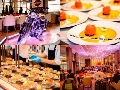 女性ライダーに向けたイベントをハーレーが2019年3月3日に開催♪ みんなで試作デザート3品を食べ比べよう