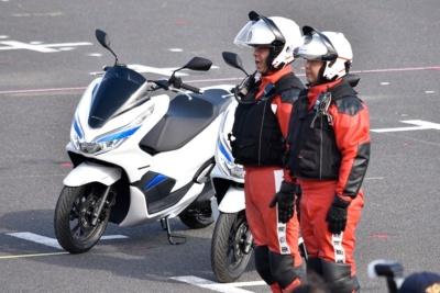 "PCX ELECTRICも配属! ""東京消防出初式"" レポート"