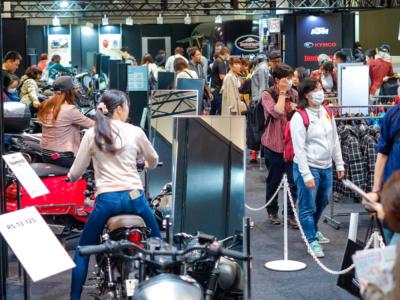 東京モーターサイクルショー2019 最終日です!レディスサポートスクエアで女性ライダーをお待ちしてます♪