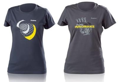 """人気パーツブランド """"アクラポビッチ""""より、女性用Tシャツが新登場♪"""