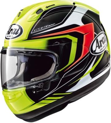 """アライより、スーパースポーツモデルに合わせやすいヘルメット""""RX-7X MAZE""""が発売中!"""