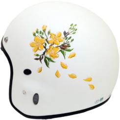 Baicoオリジナルヘルメット「ホアマイ」