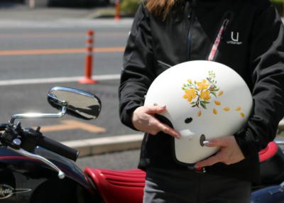 Baico×chariburaコラボの完全受注生産オリジナルヘルメット発売!