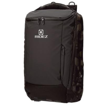 """""""RIDEZ トランスポータースーパーコンボ""""は、ライダーが欲しいと思う機能がちゃんと入ったバックパック♪"""